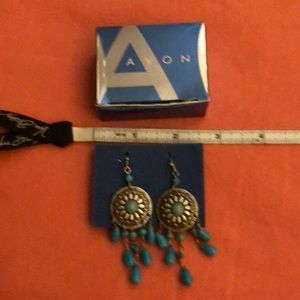 Women's Avon earrings